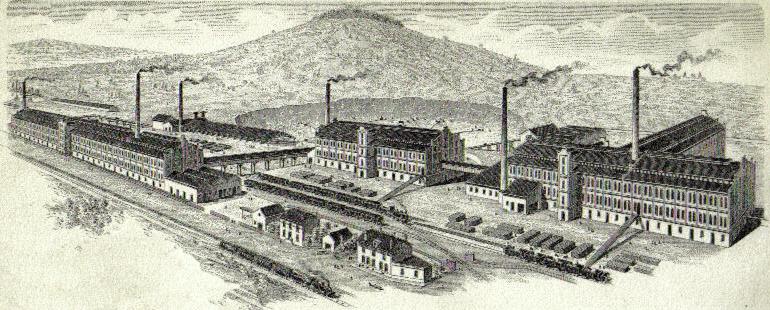 Ziegelfabrik
