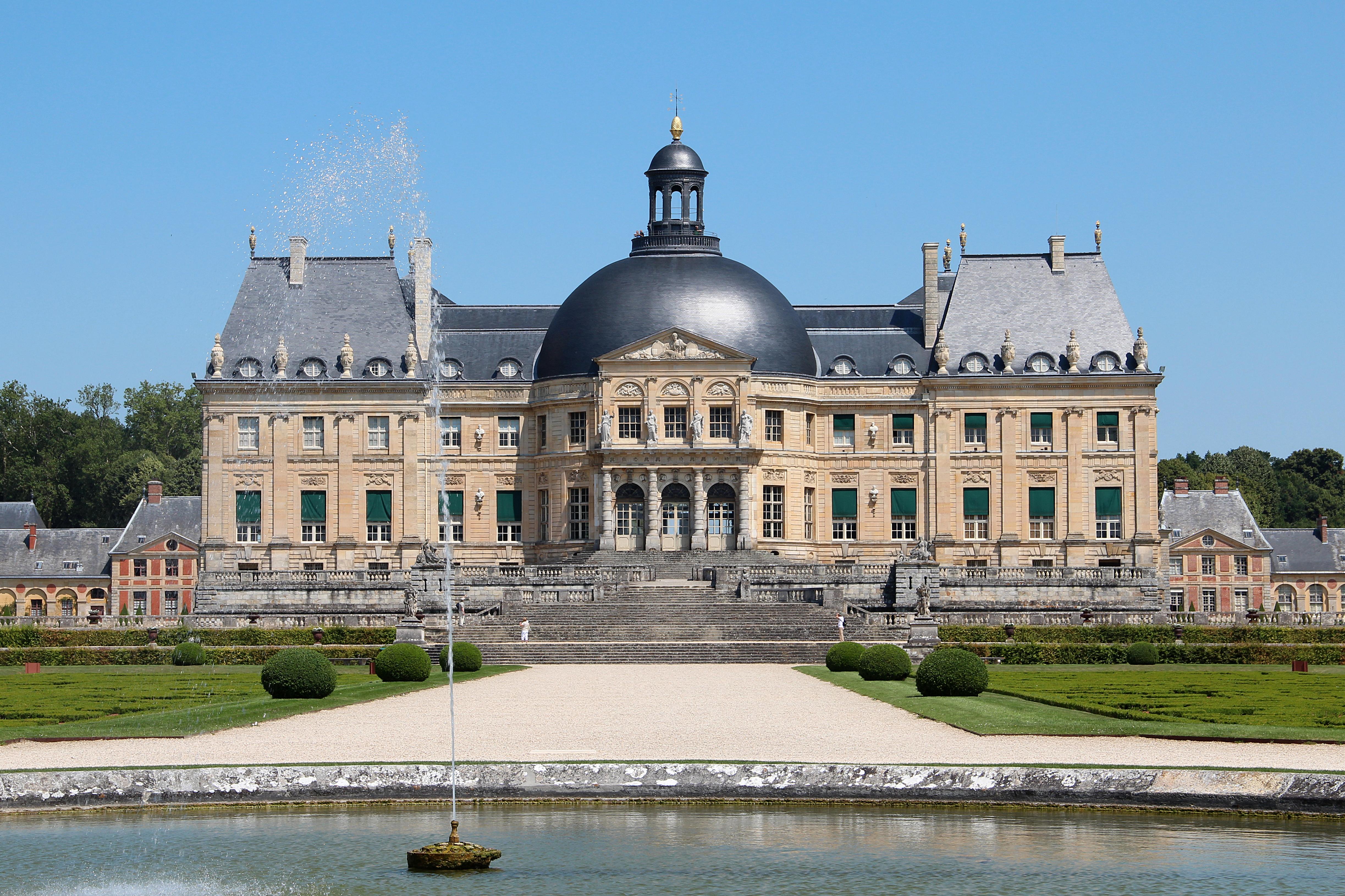 Foto Di Piscine Private vaux-le-vicomte - wikipedia