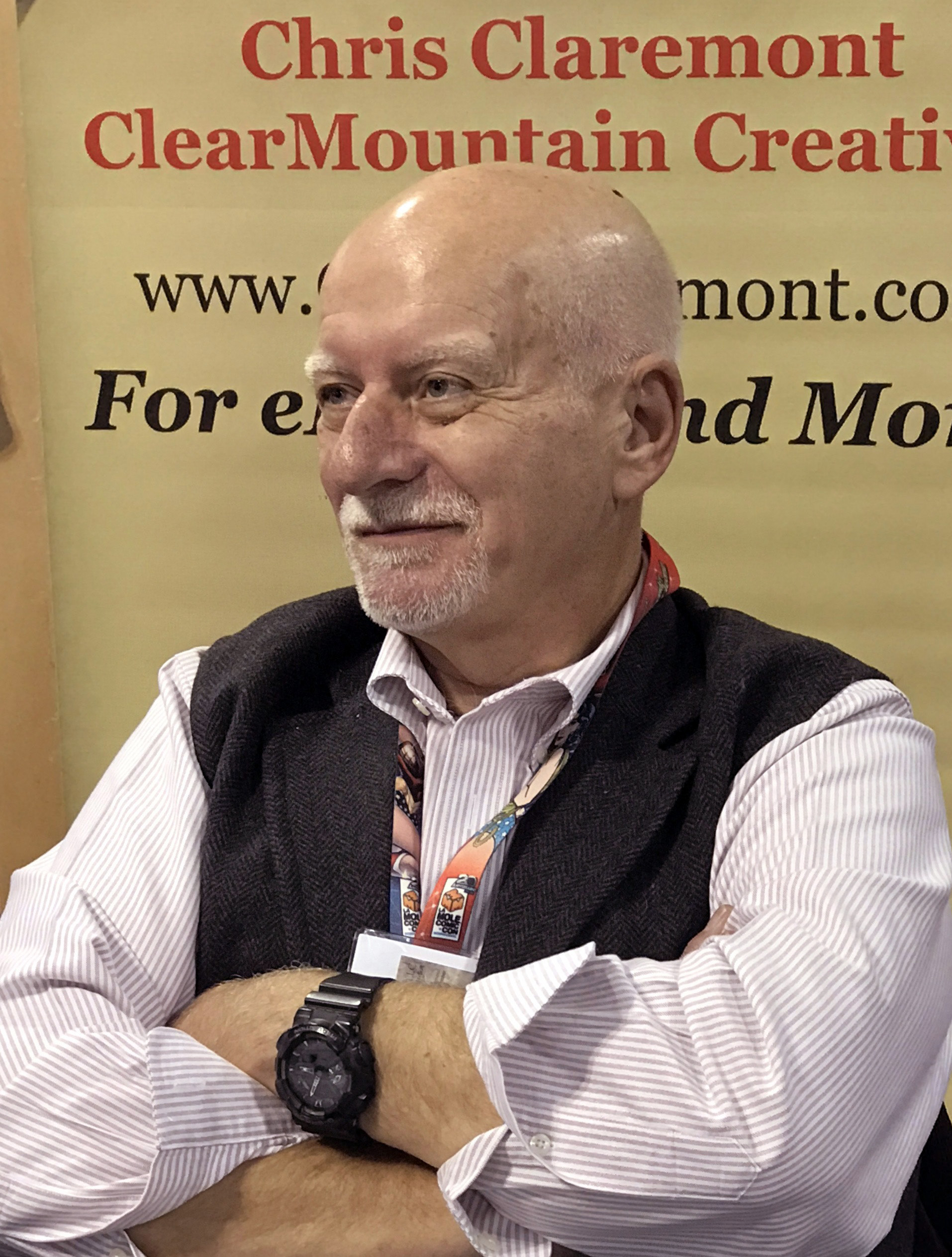 Chris Claremont - Wikipedia