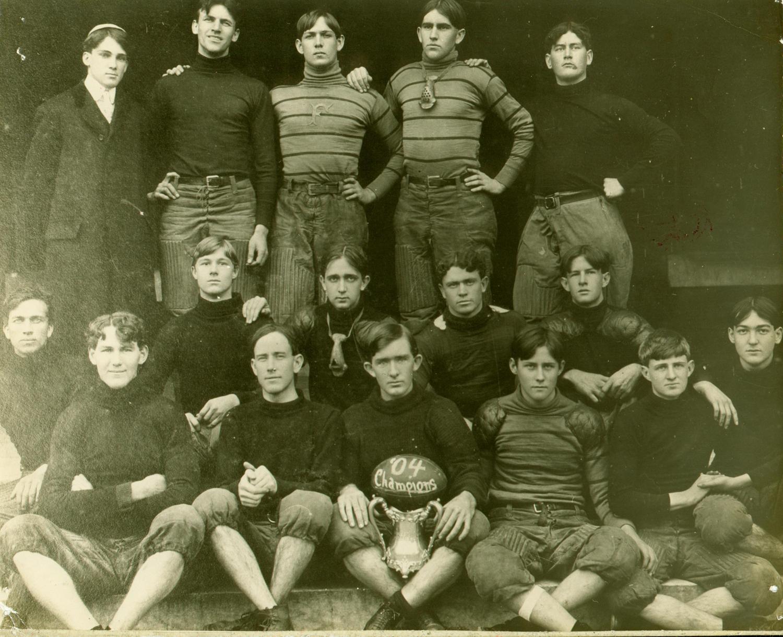 1904 Florida State College Football Team Wikipedia