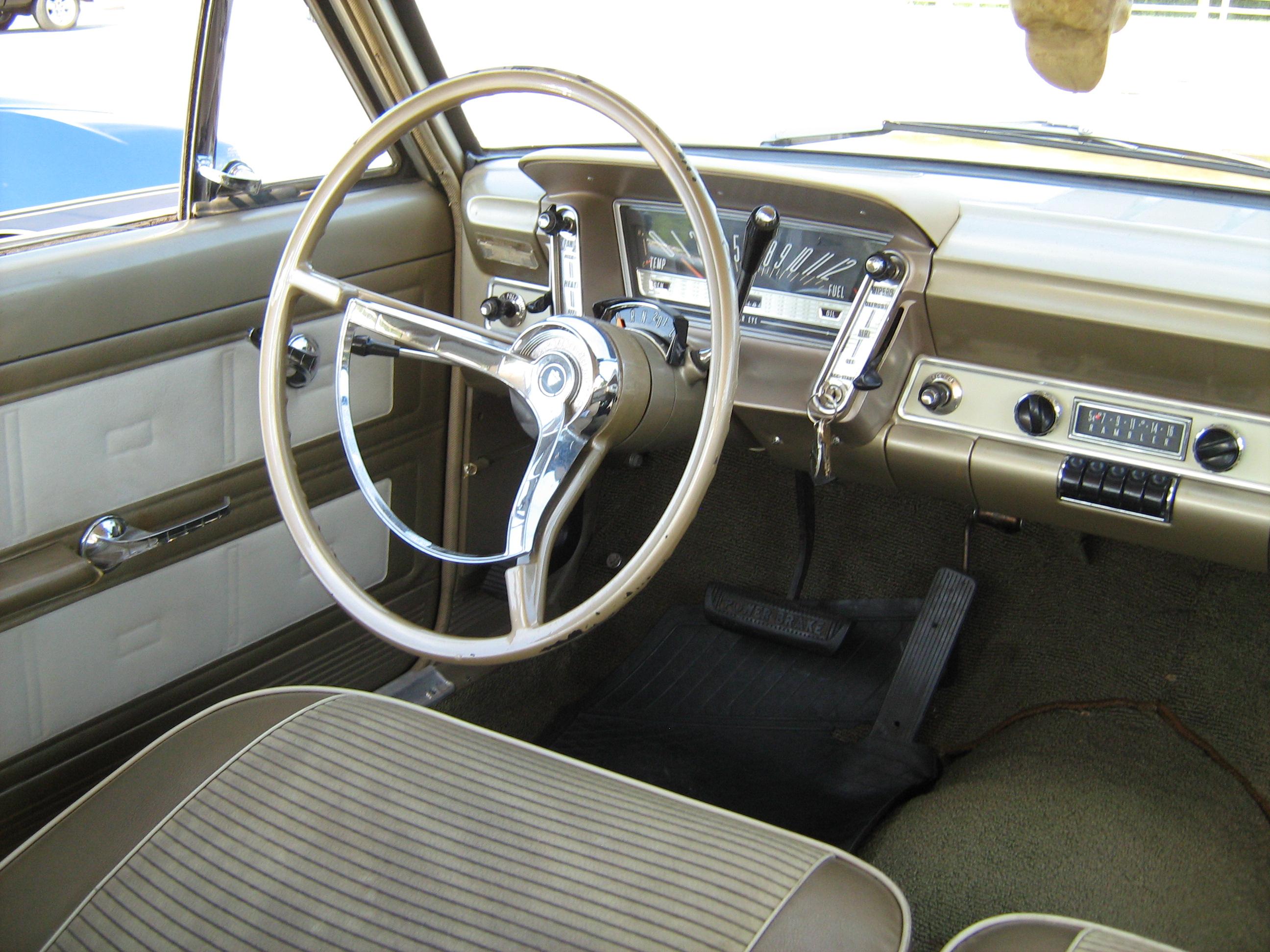 file 1963 rambler ambassador 880 sedan gold white k wikimedia commons. Black Bedroom Furniture Sets. Home Design Ideas