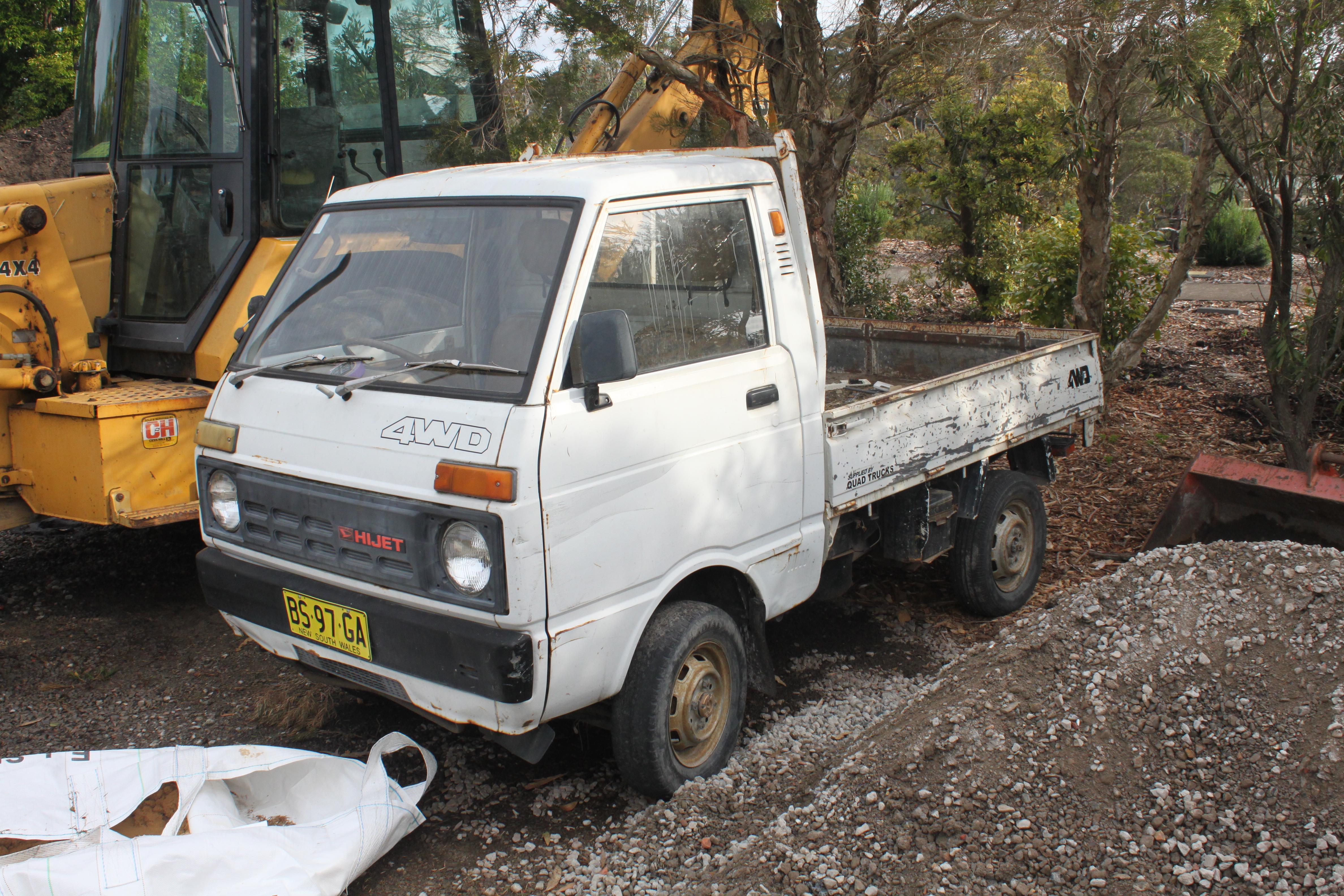 Daihatsu Hijet Wiki Everipedia