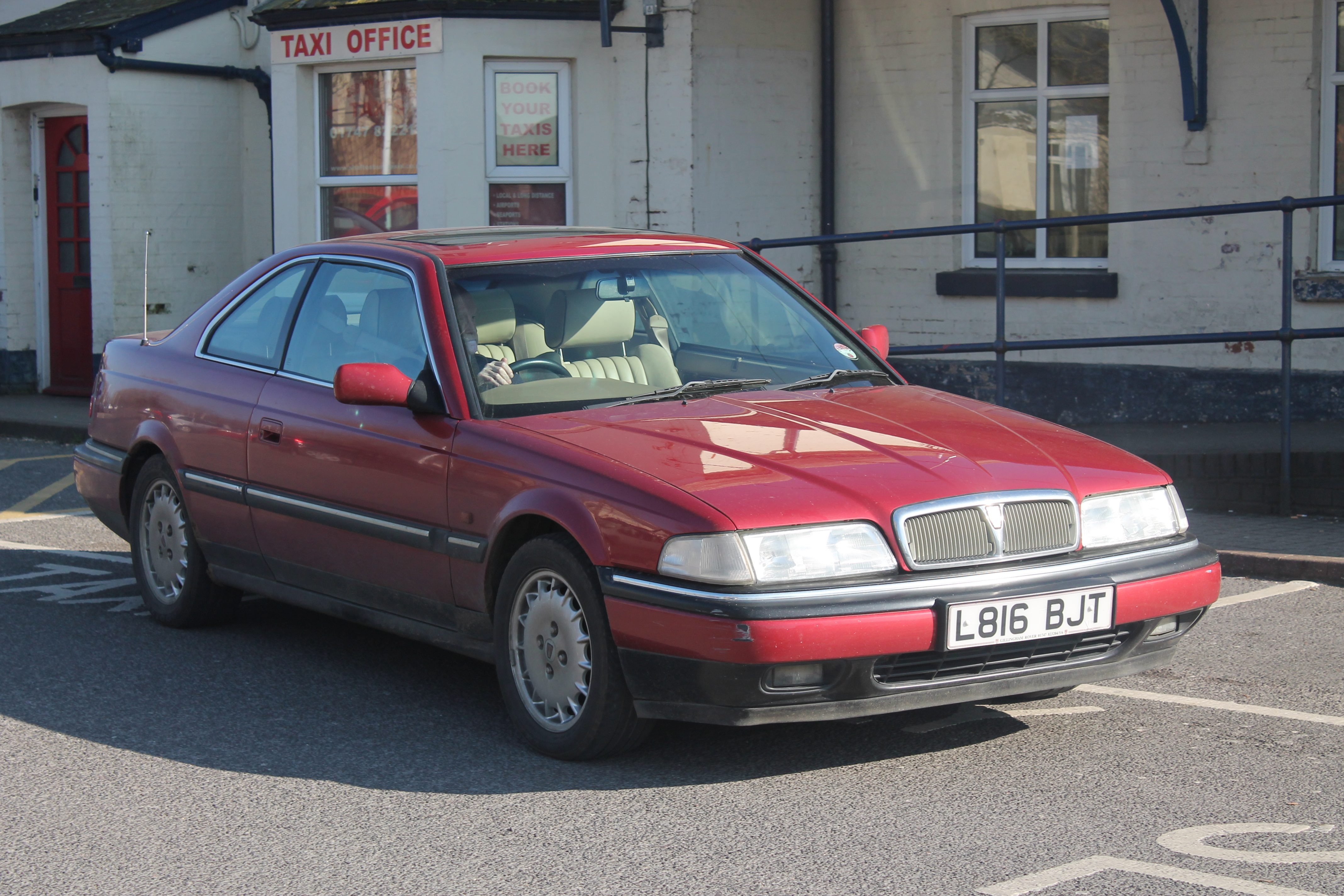 File:1993 Rover 827 Coupe (13388160573).jpg