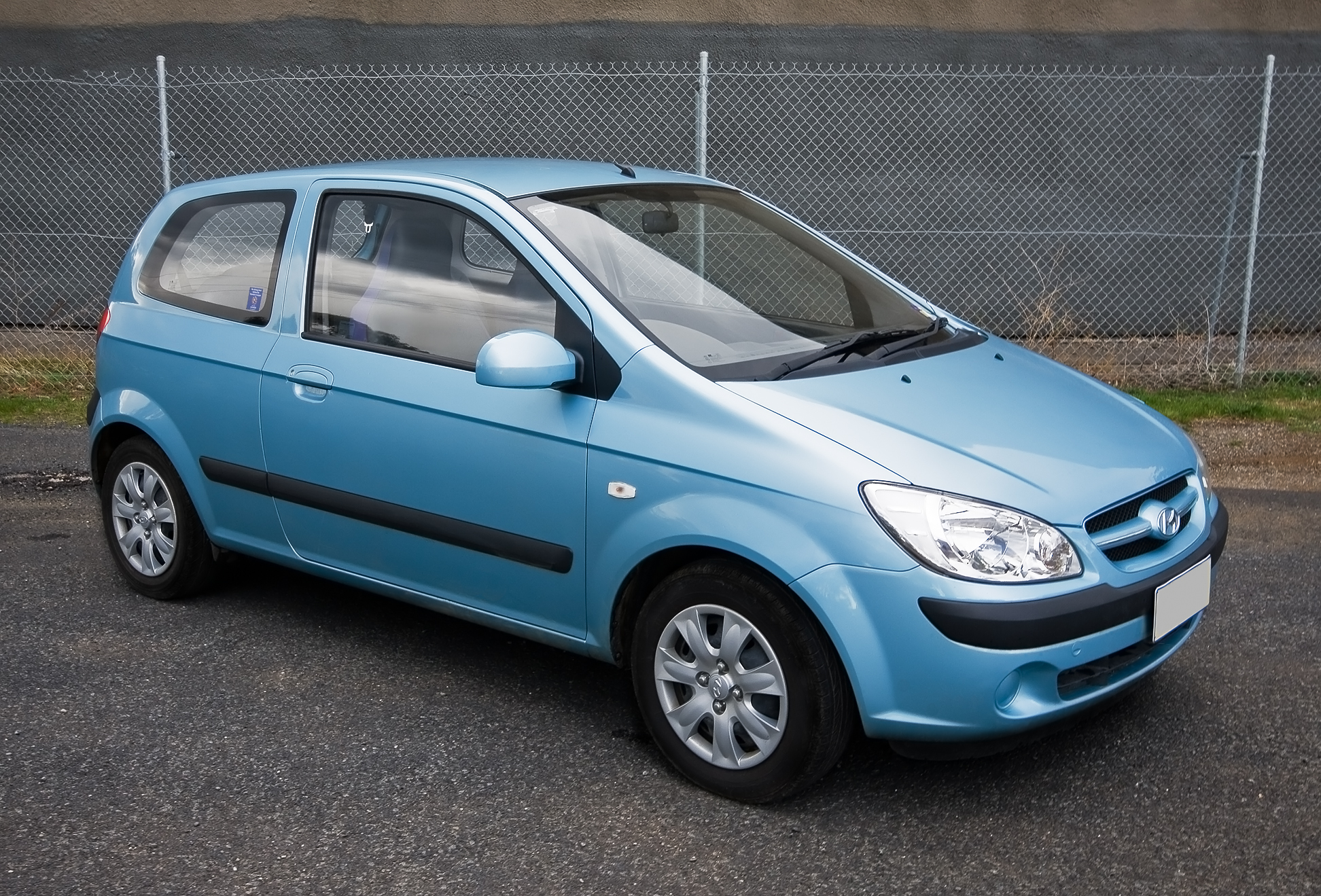 Hyundai Getz Wikipedia Wiring Diagram Of Grace Facelift 16 3 Door Australia