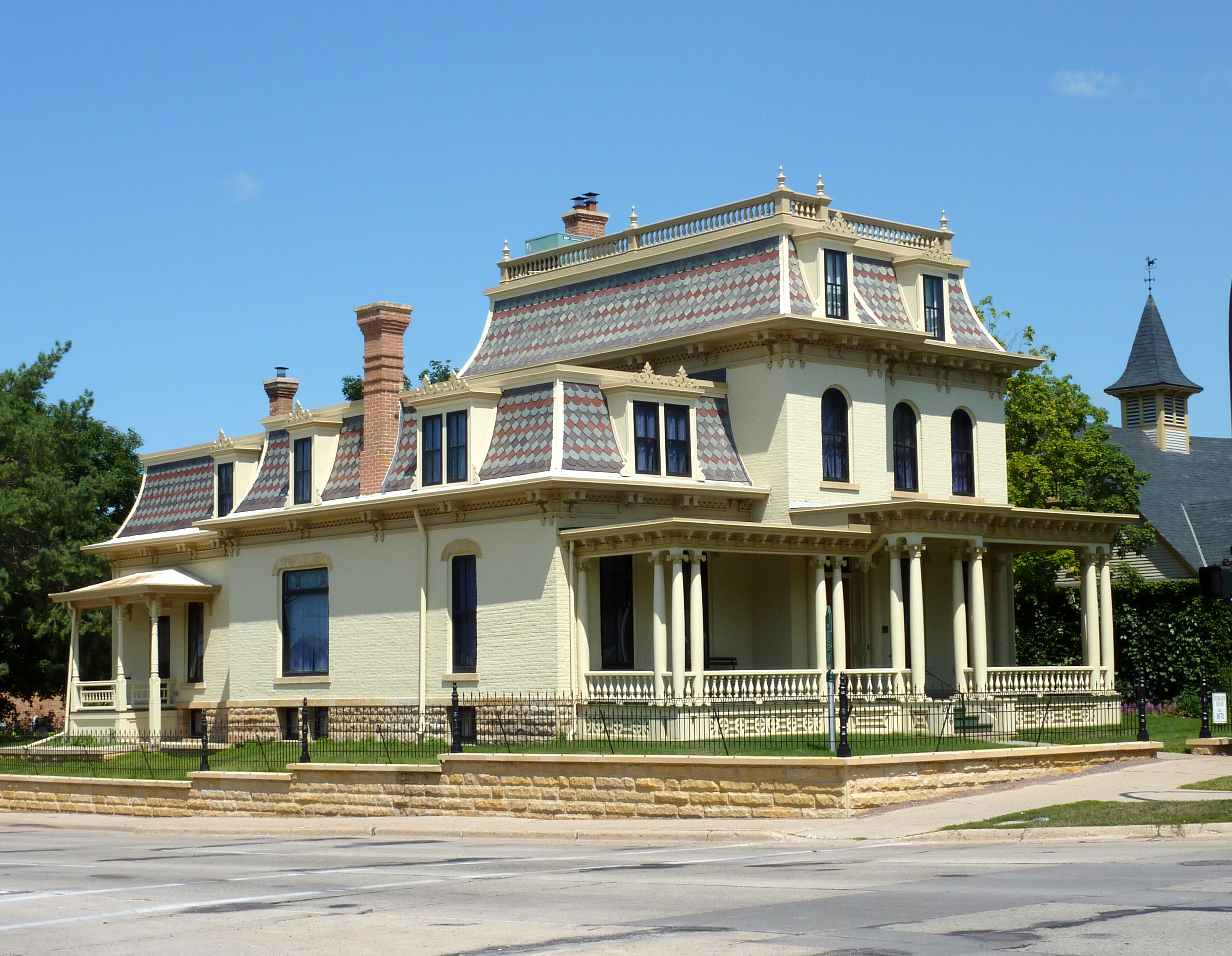 Houses on the national register of historic places in for Building a home in mn