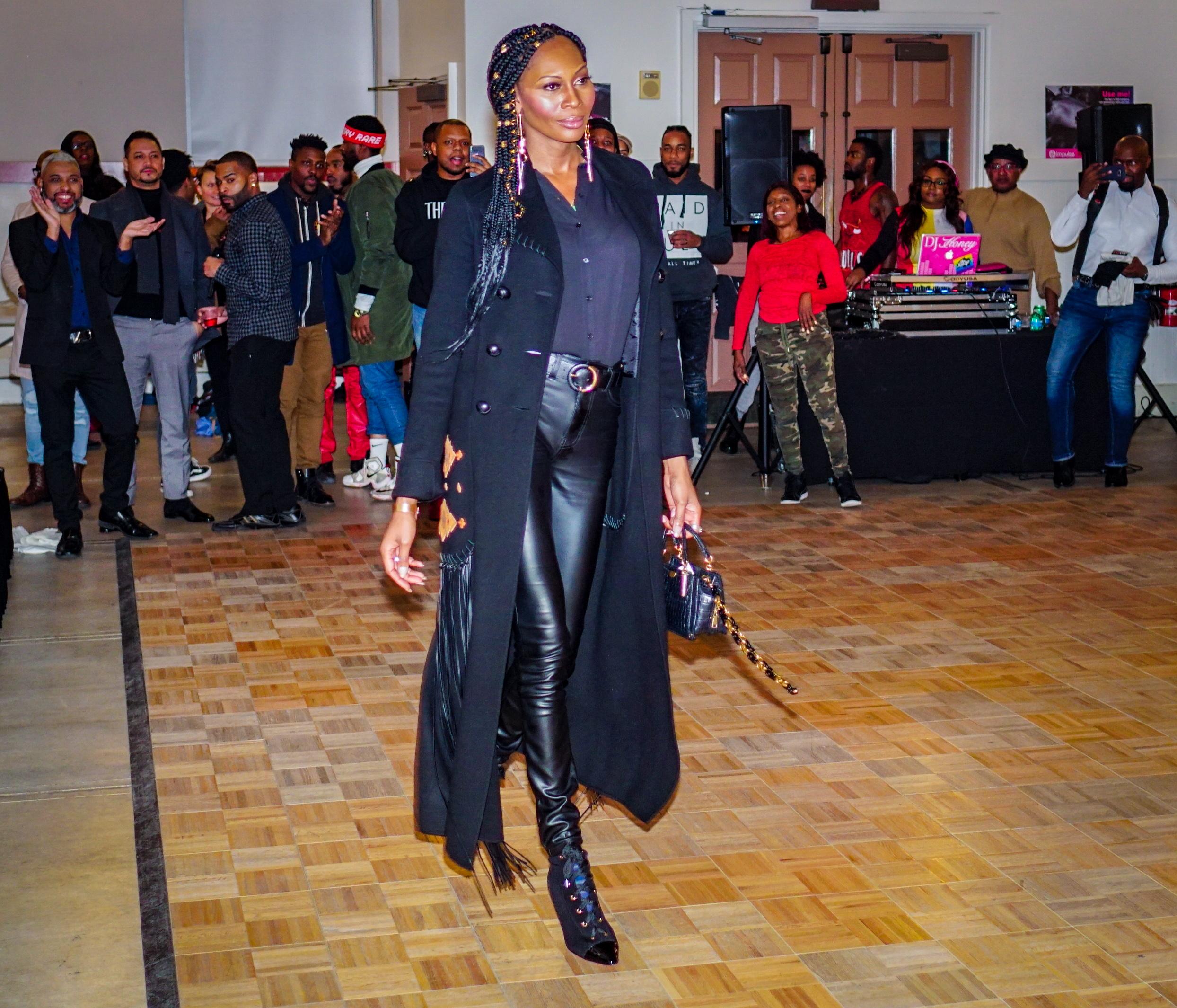 Dominique Jackson (model) - Wikipedia