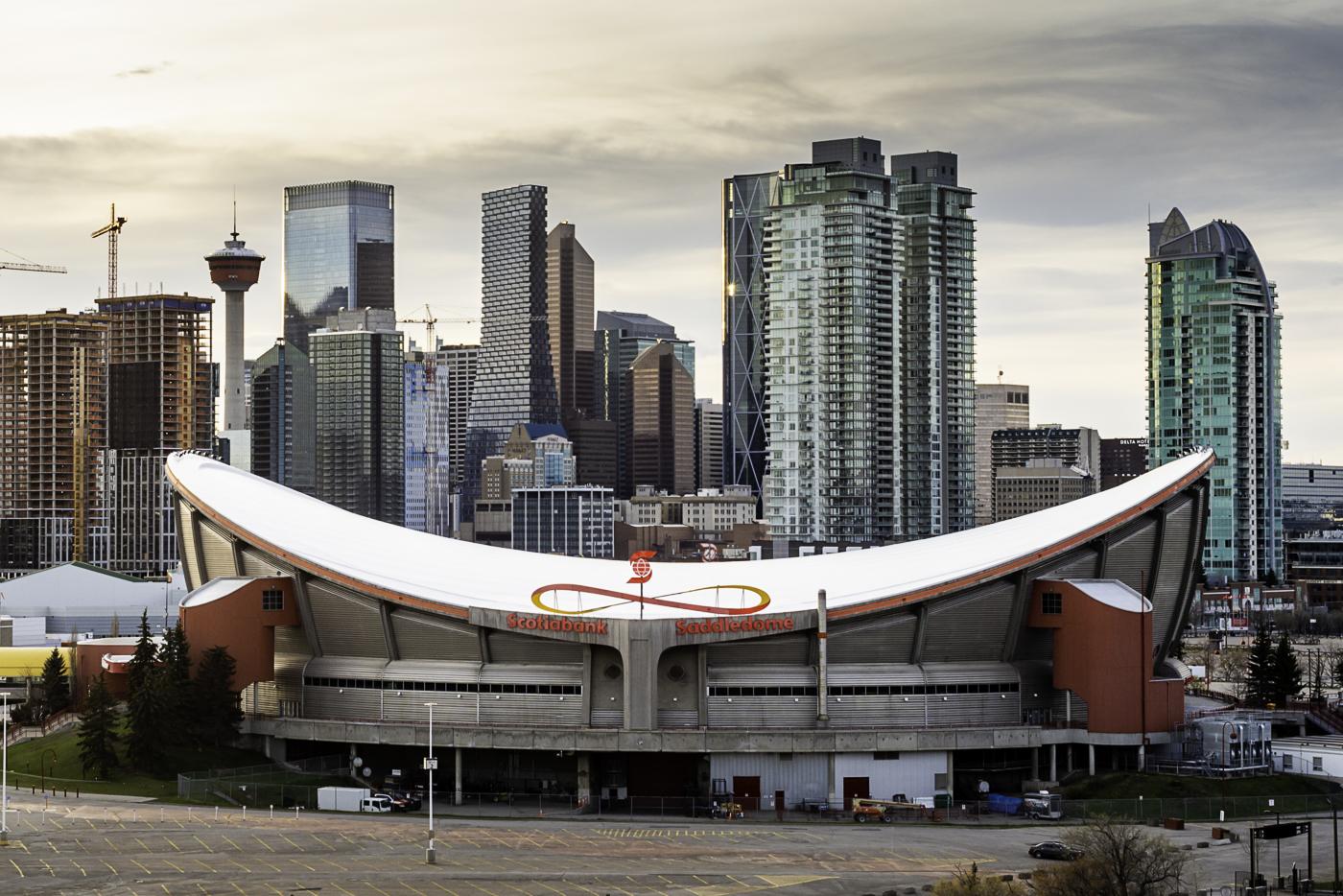 Scotiabank Saddledome Wikipedia