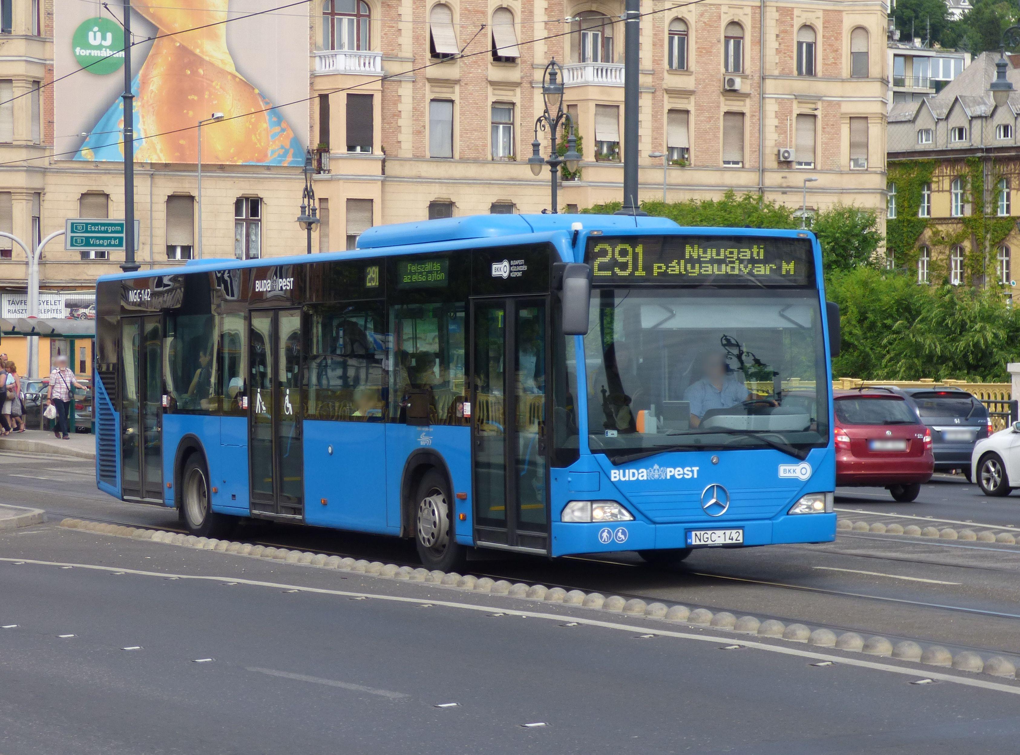 3b90b7467d 291-es busz (Budapest) – Wikipédia