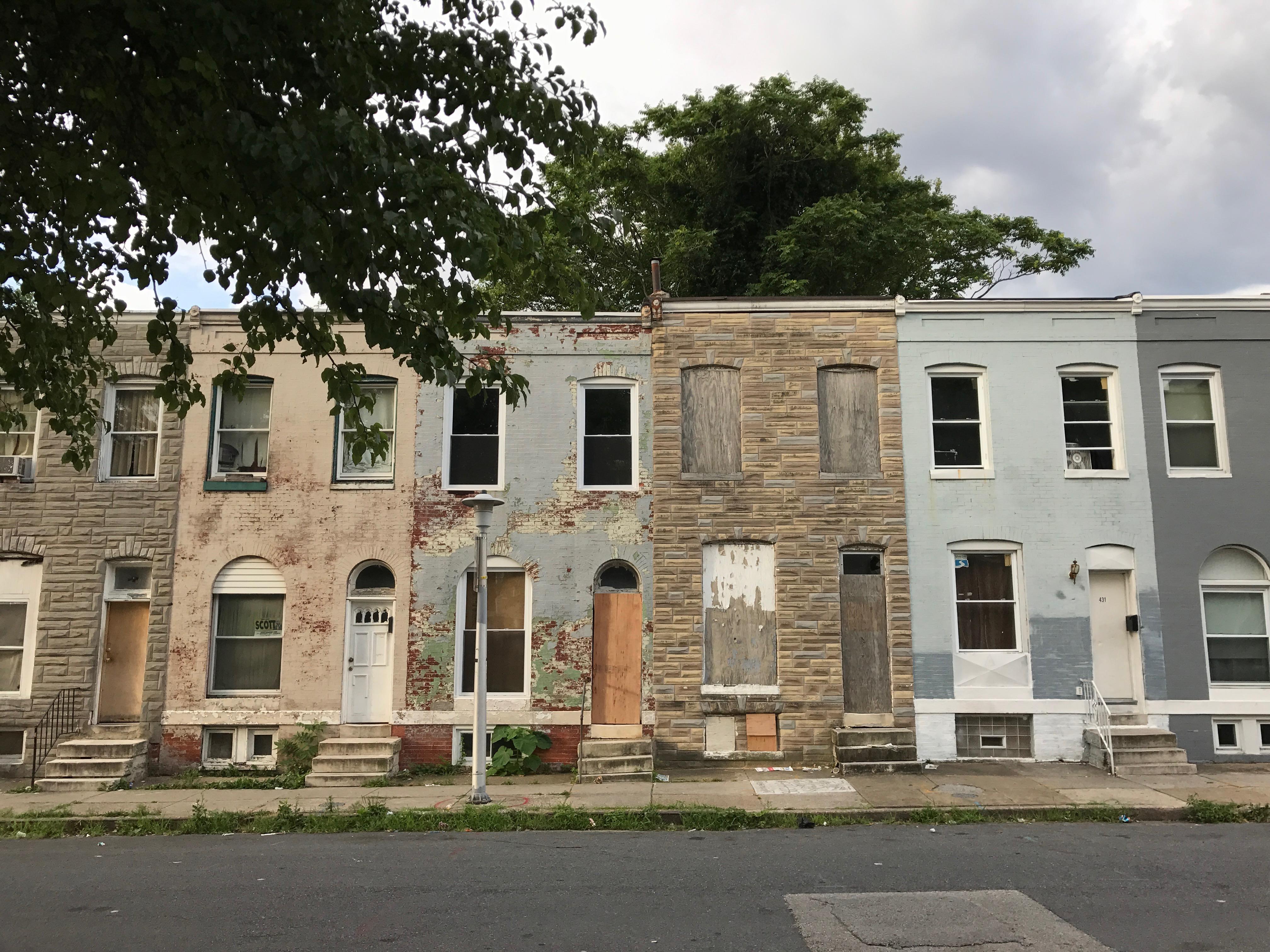 Baltimore city, md condos for sale
