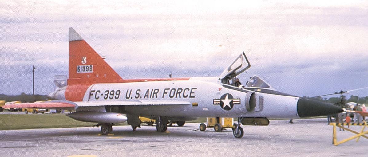 File:61st Fighter-Interceptor Squadron Convair F-102A-75-CO Delta