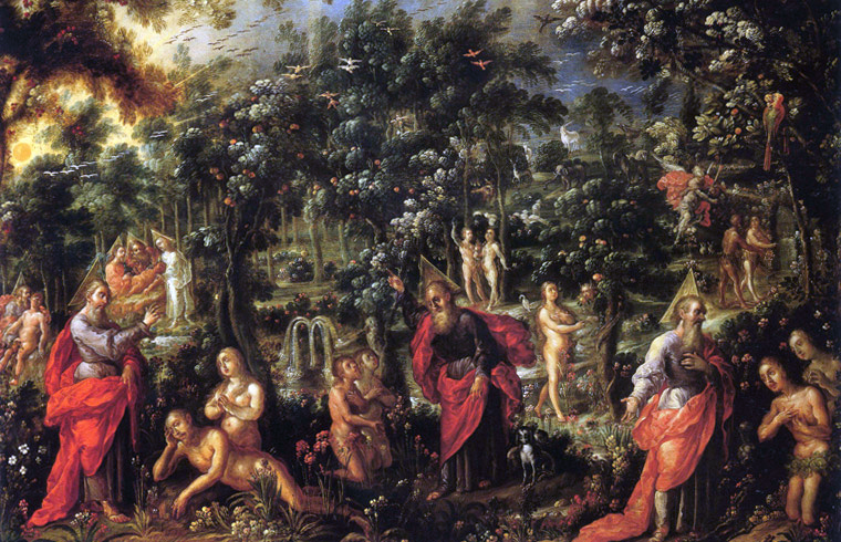 Adam And Eve In Paradise Wikidata