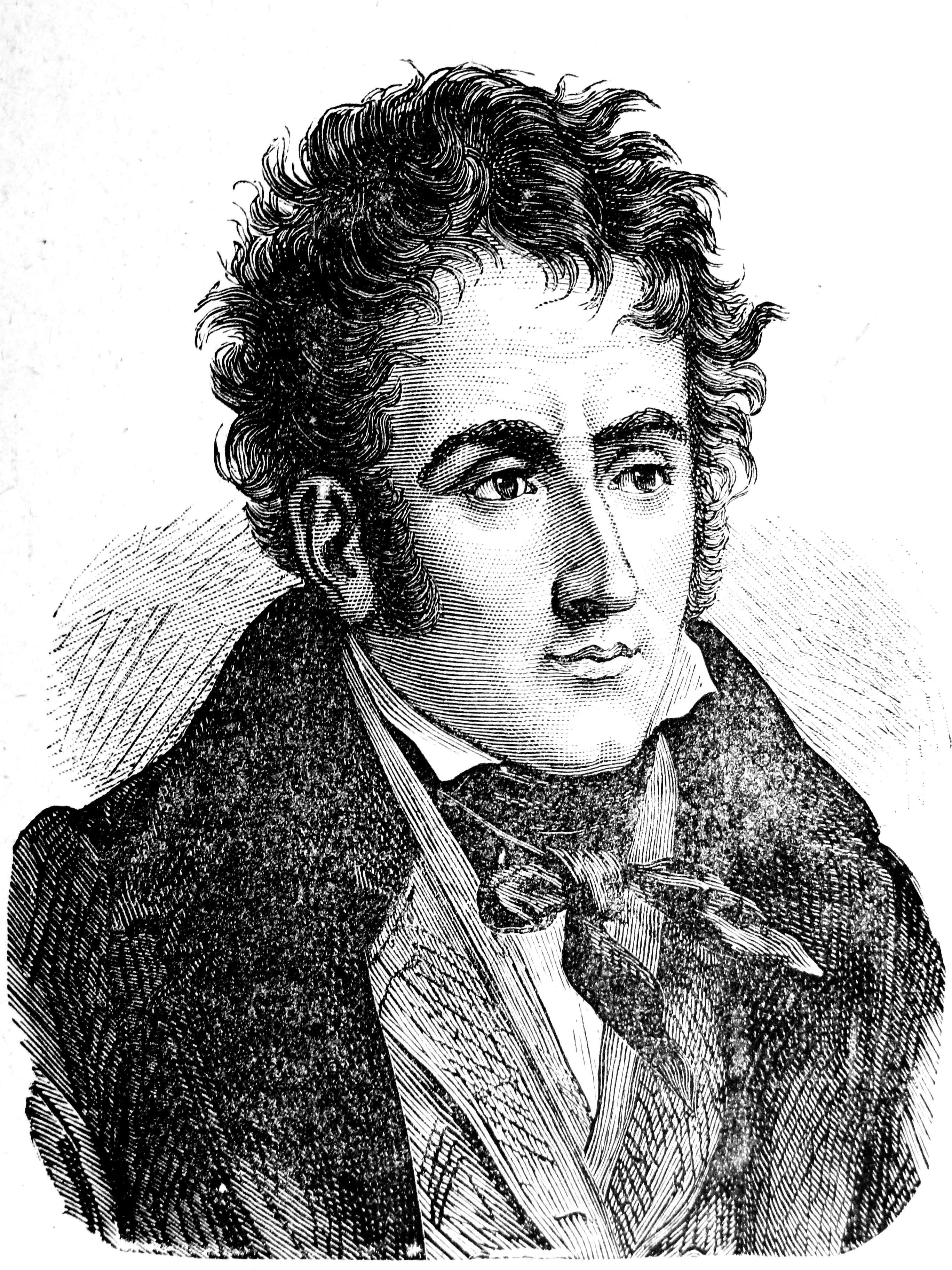 Резултат с изображение за François-René, vicomte de Chateaubriand art
