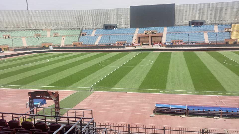 Al Salam Stadium Egypt Wikipedia