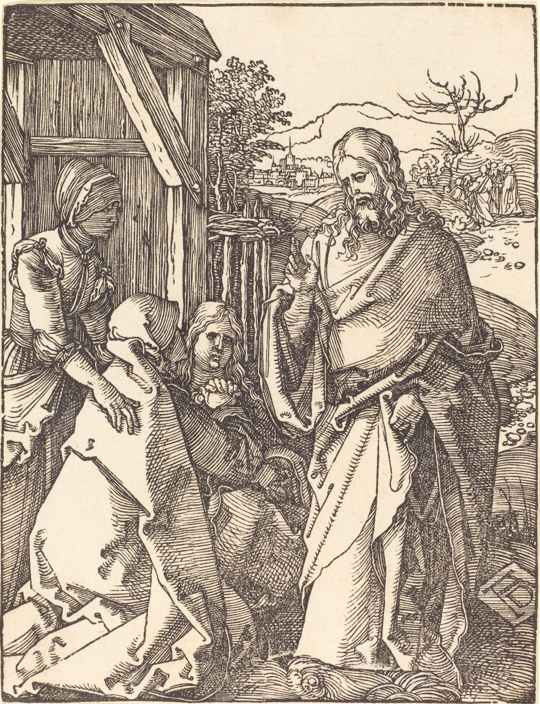 Filealbrecht dürer christ taking leave from his mother nga 1943 3 3637