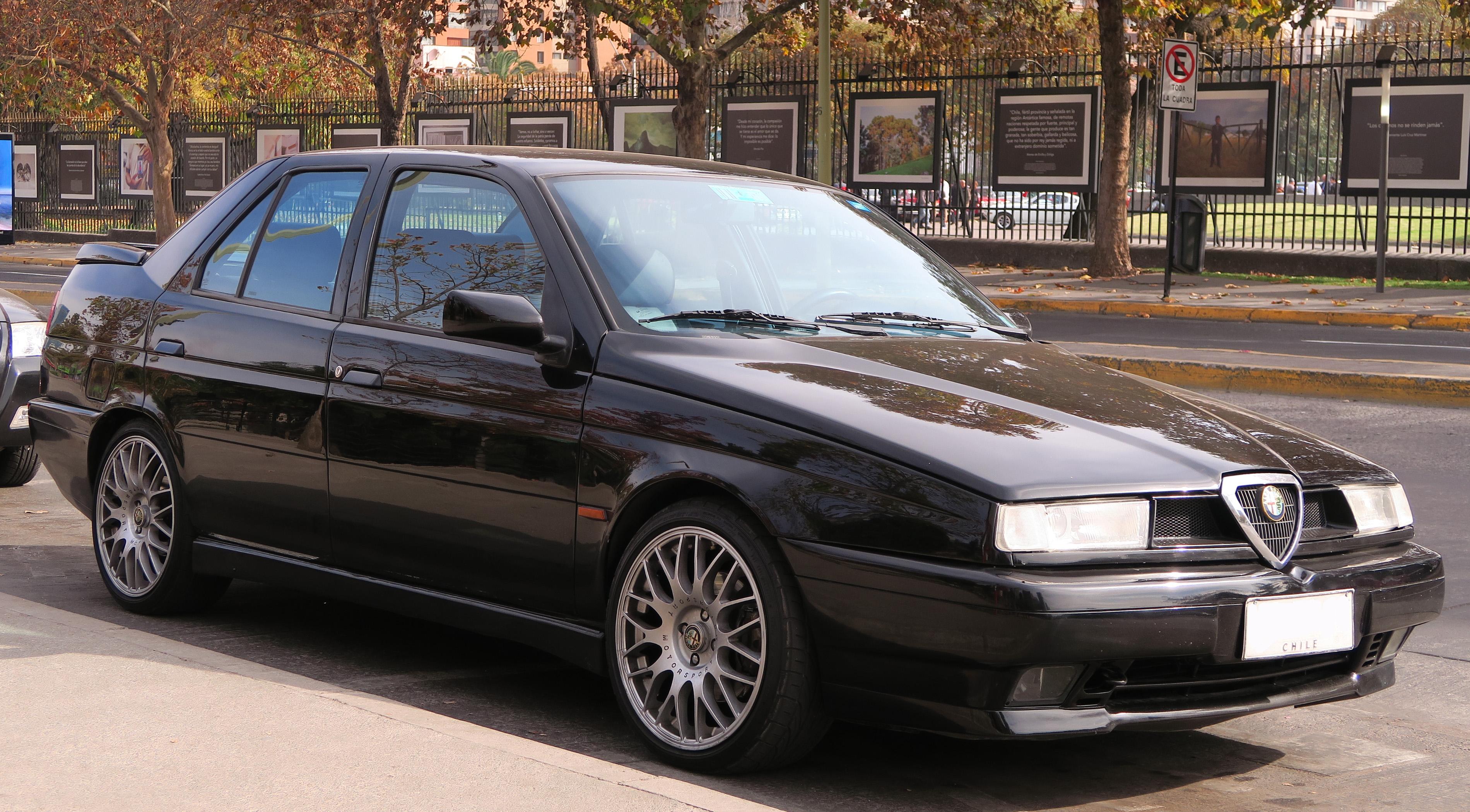 Alfa Romeo 155 Wikipedia