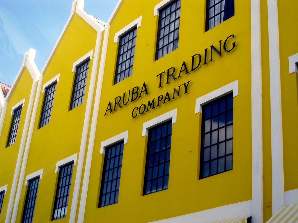 Econom a de aruba wikiwand for Trading group