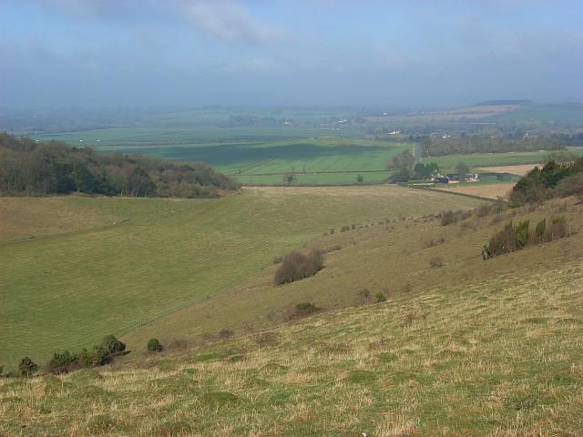 Aston Rowant Nature Reserve - geograph.org.uk - 745083