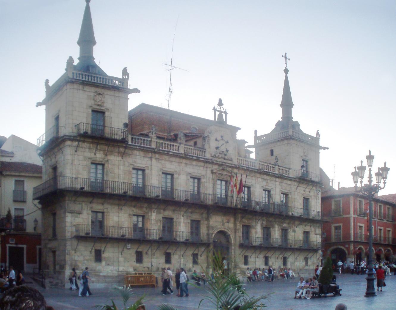 Ayuntamientos de León