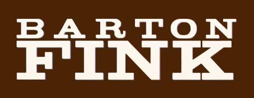 Depiction of Barton Fink