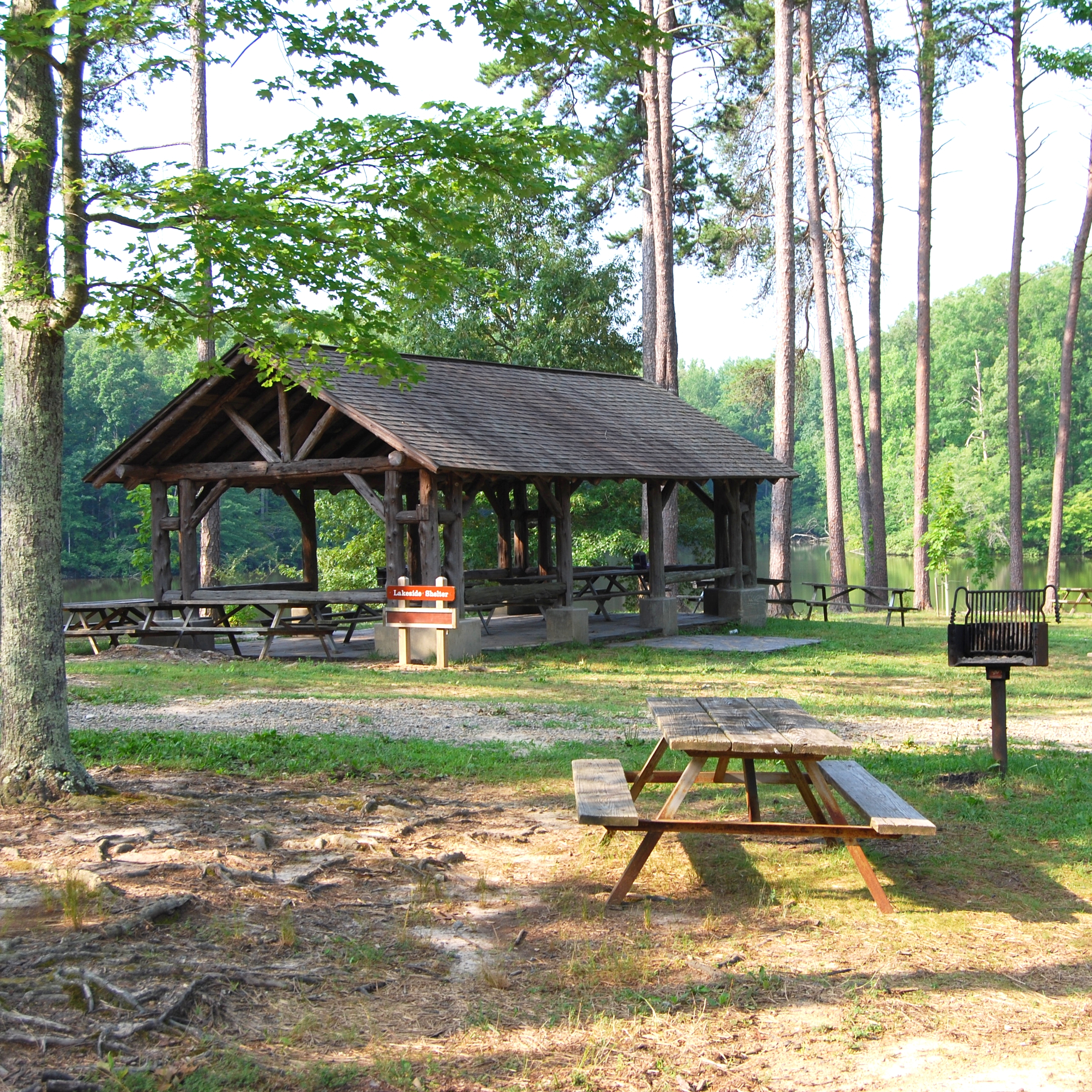 Warriors Path State Park Campground: File:Bear Creek Lake State Park
