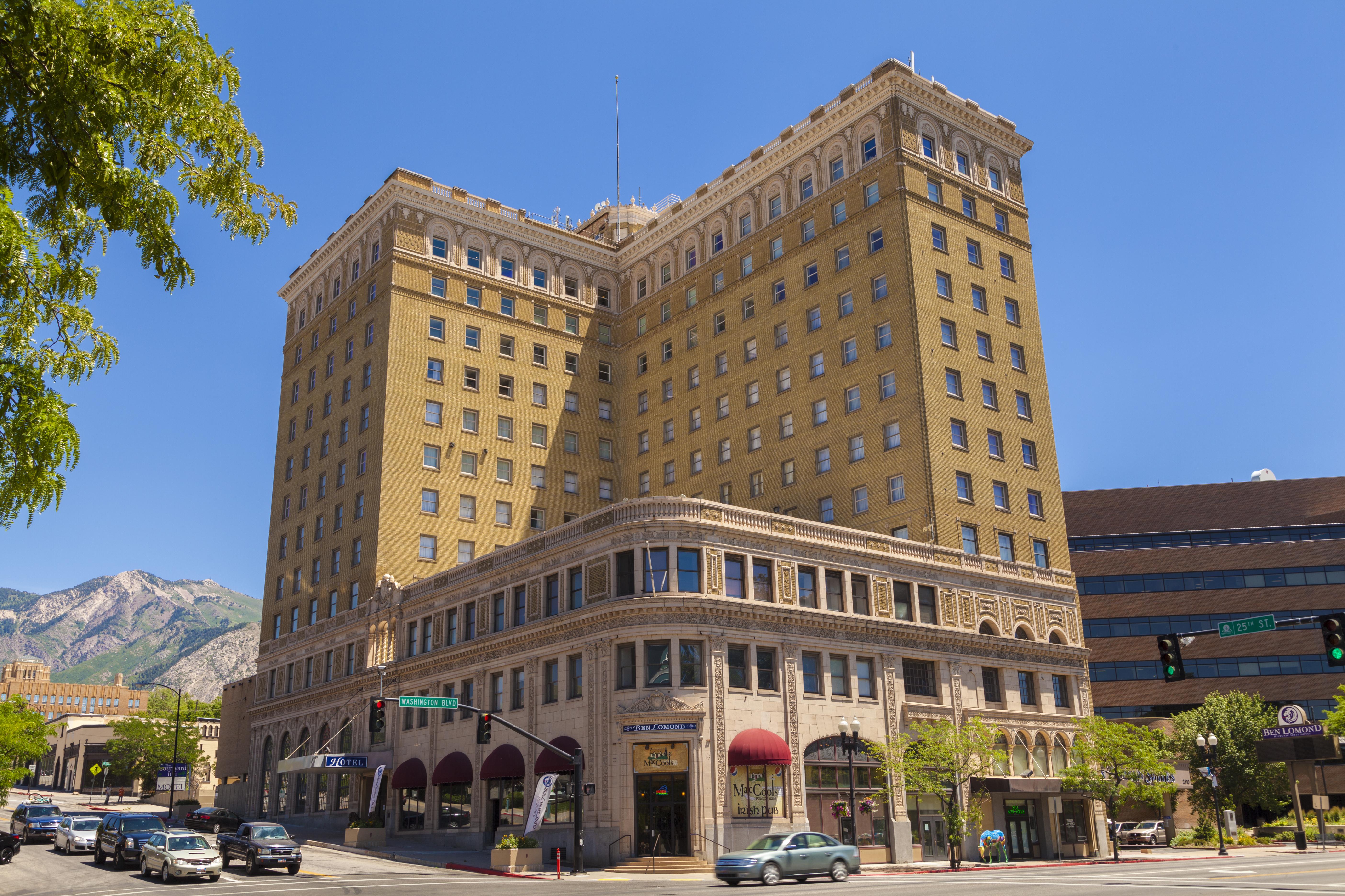 bigelow ben lomond hotel wikipedia