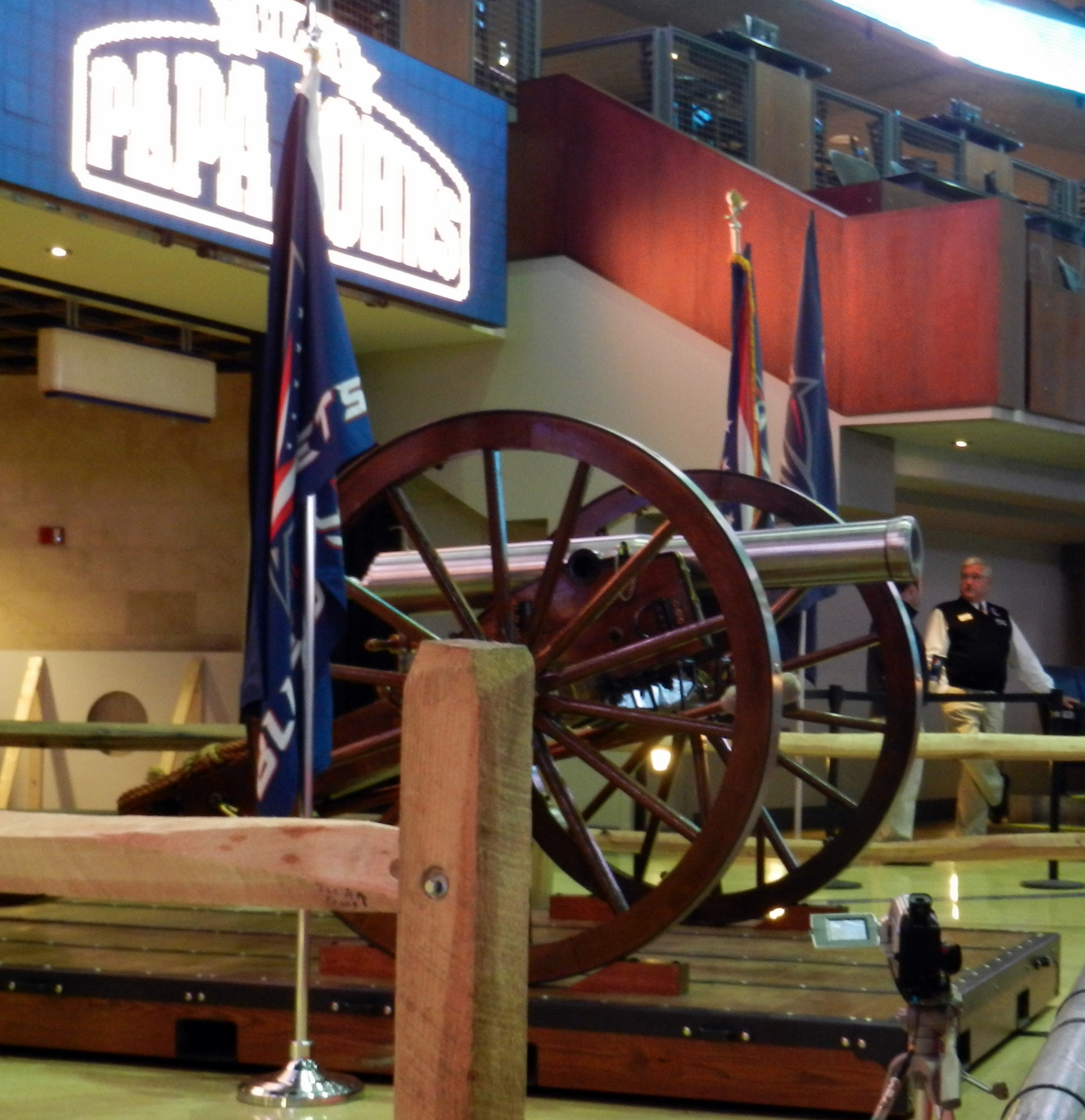 File:Blue Jackets Cannon.jpg - Wikimedia Commons