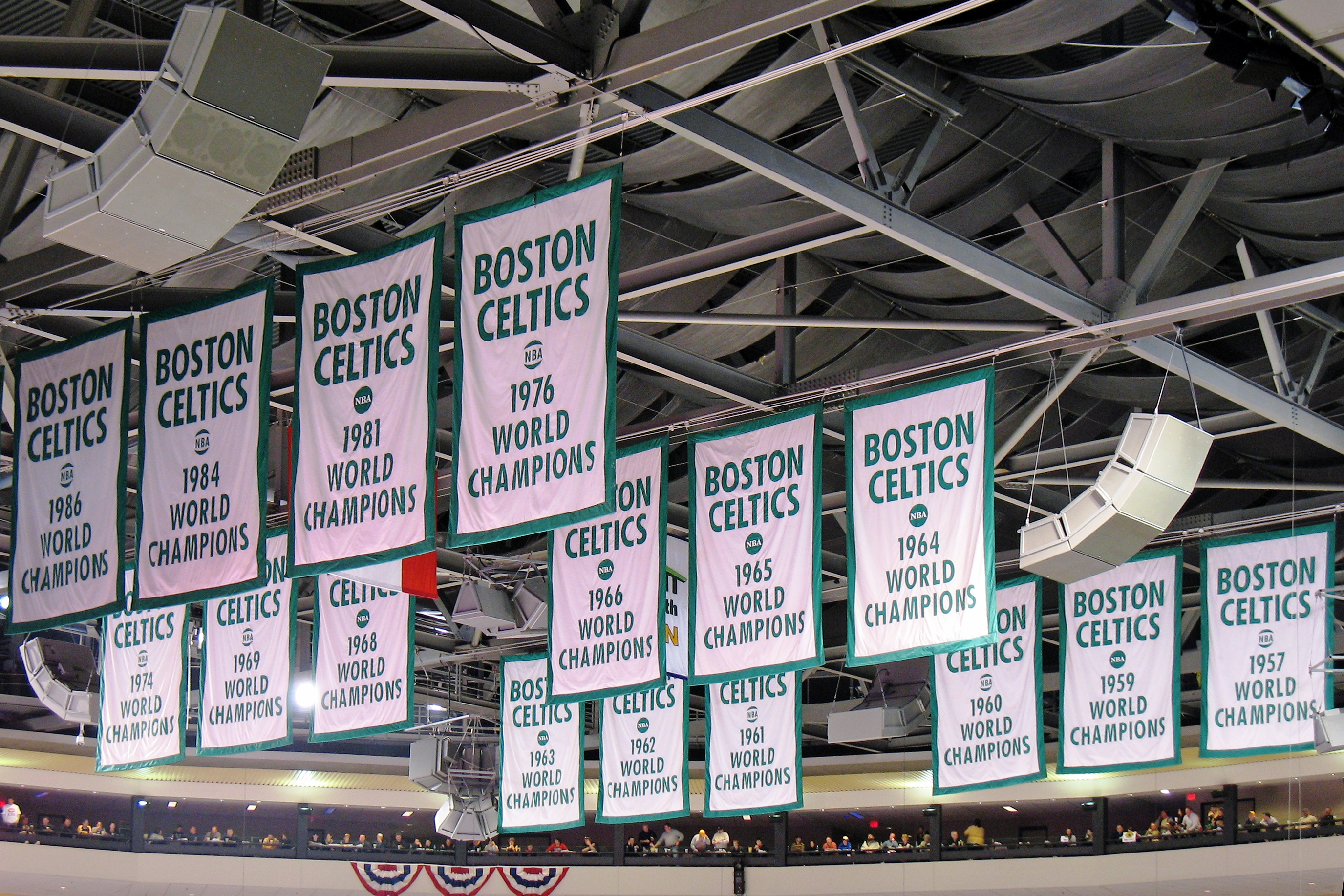 boston celtics  championships
