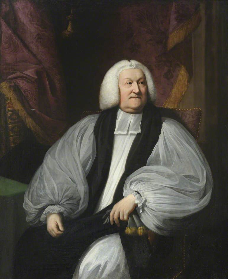 Richard Newcome by [[Benjamin West