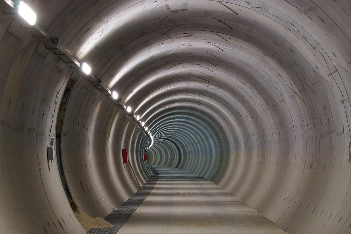 Brennerbasistunnel - BBT