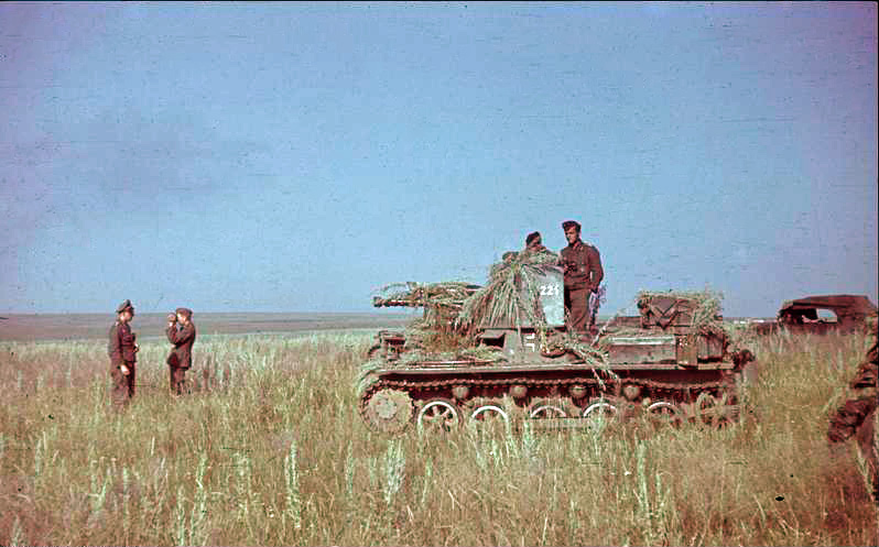 A Panzerjäger I in Ukraine