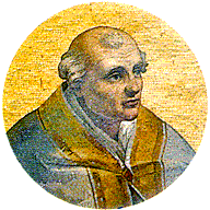 Pope Callixtus II Pope from 1119 to 1124