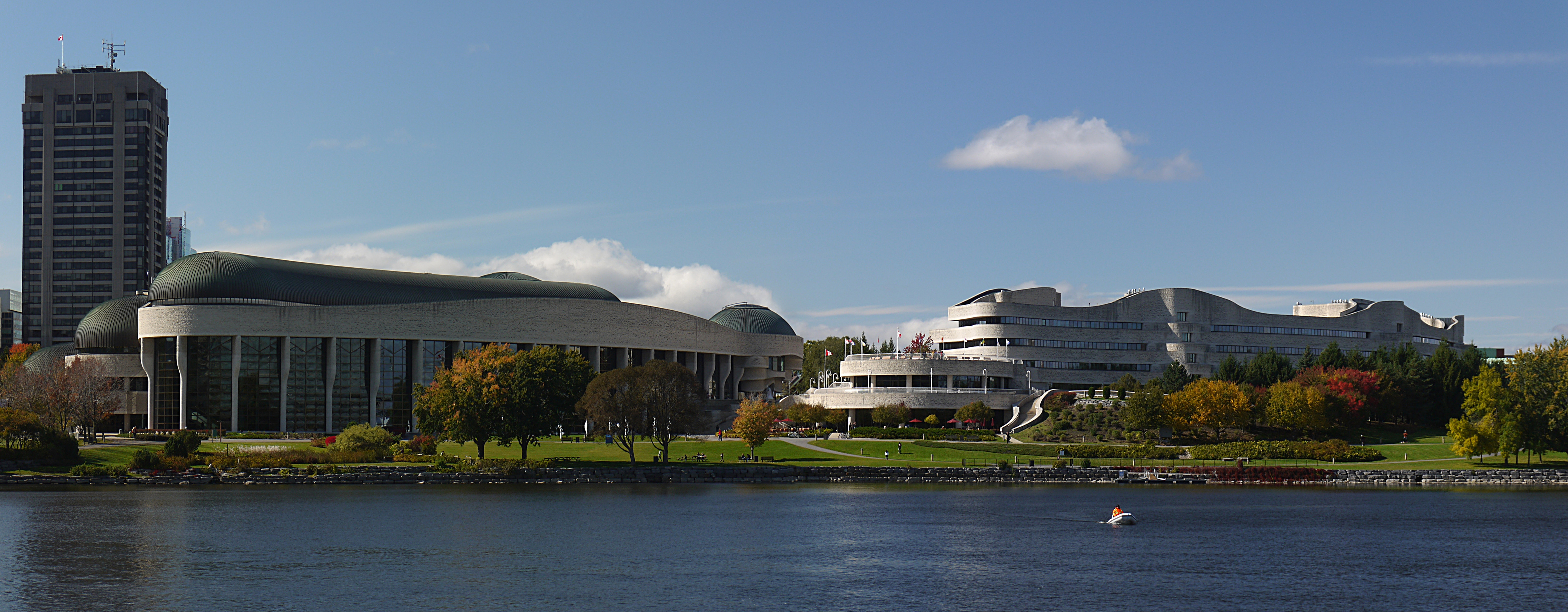 Musings capital culture the origins of ottawa 39 s museums for Museum of civilization quebec