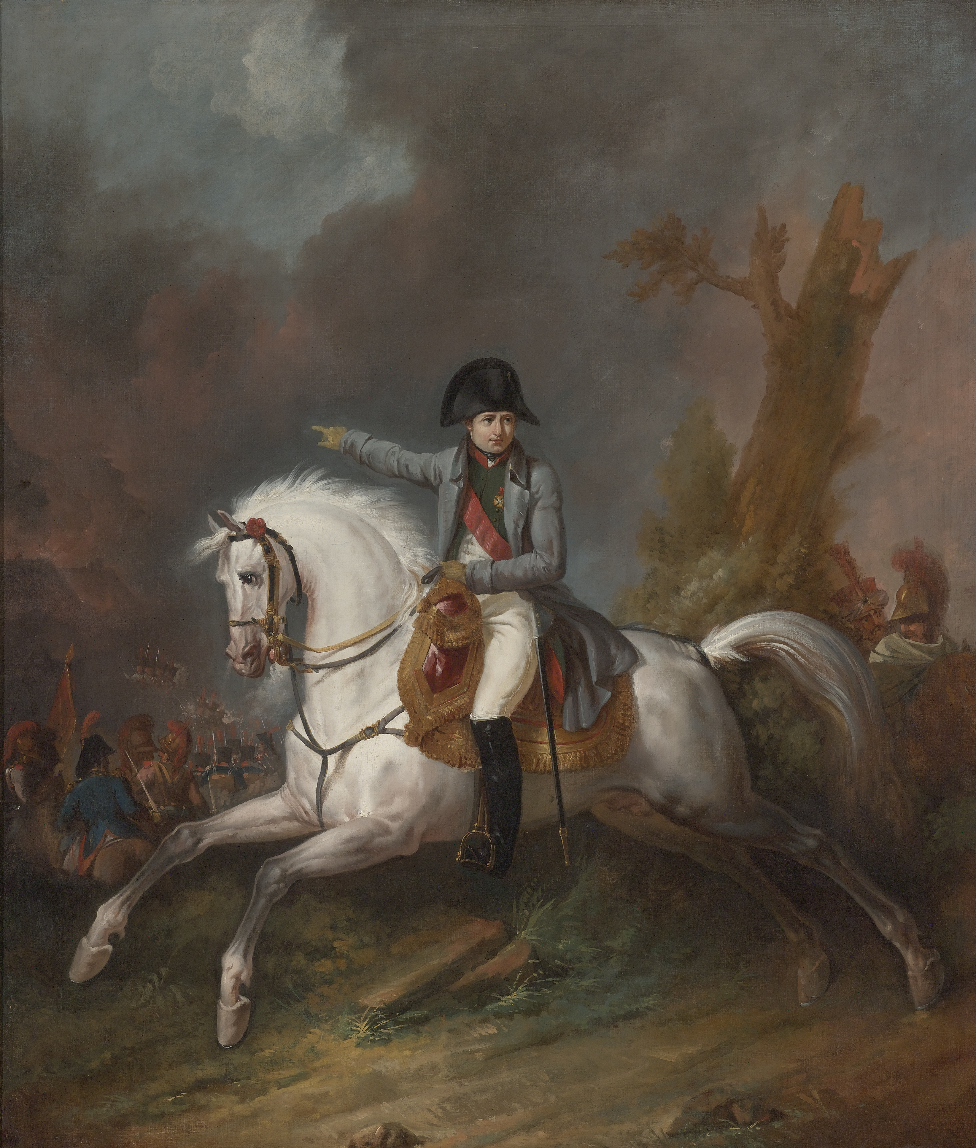 Horace Vernet Paintings For Sale
