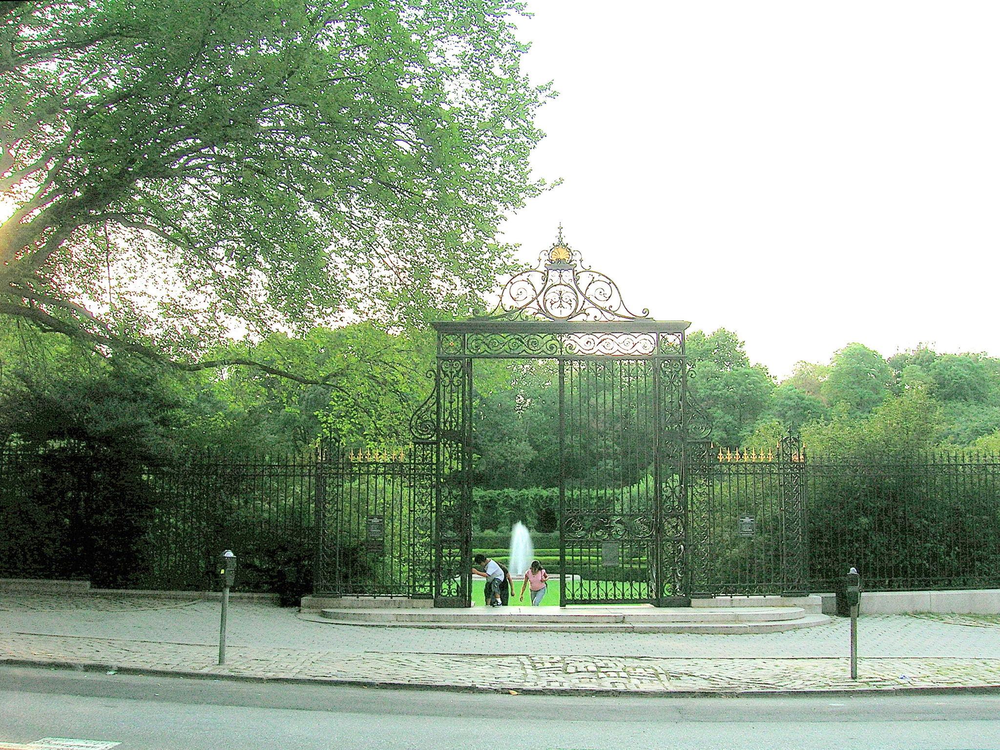 Conservatory Garden Wikiwand