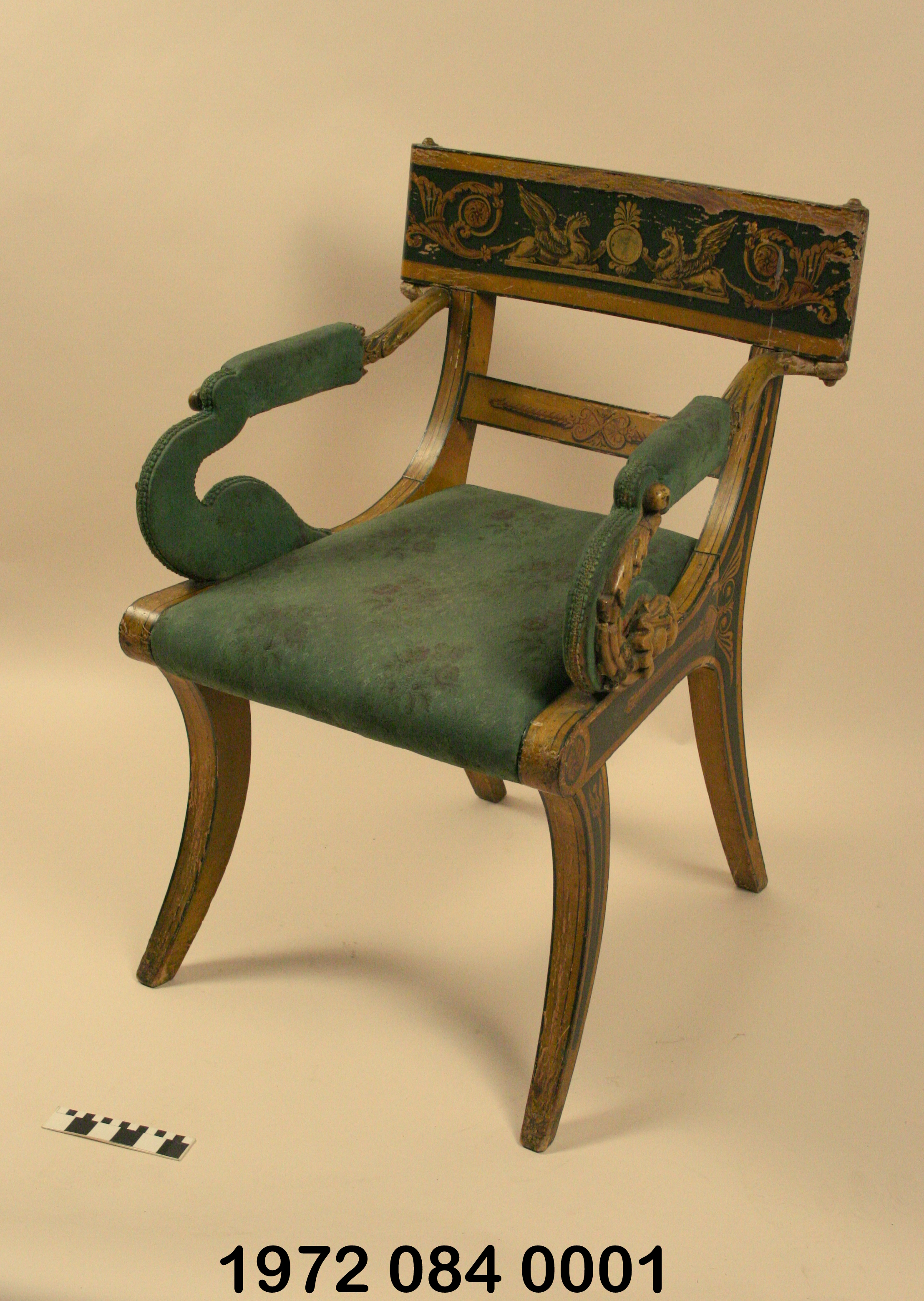 File:Chair, Empire Style