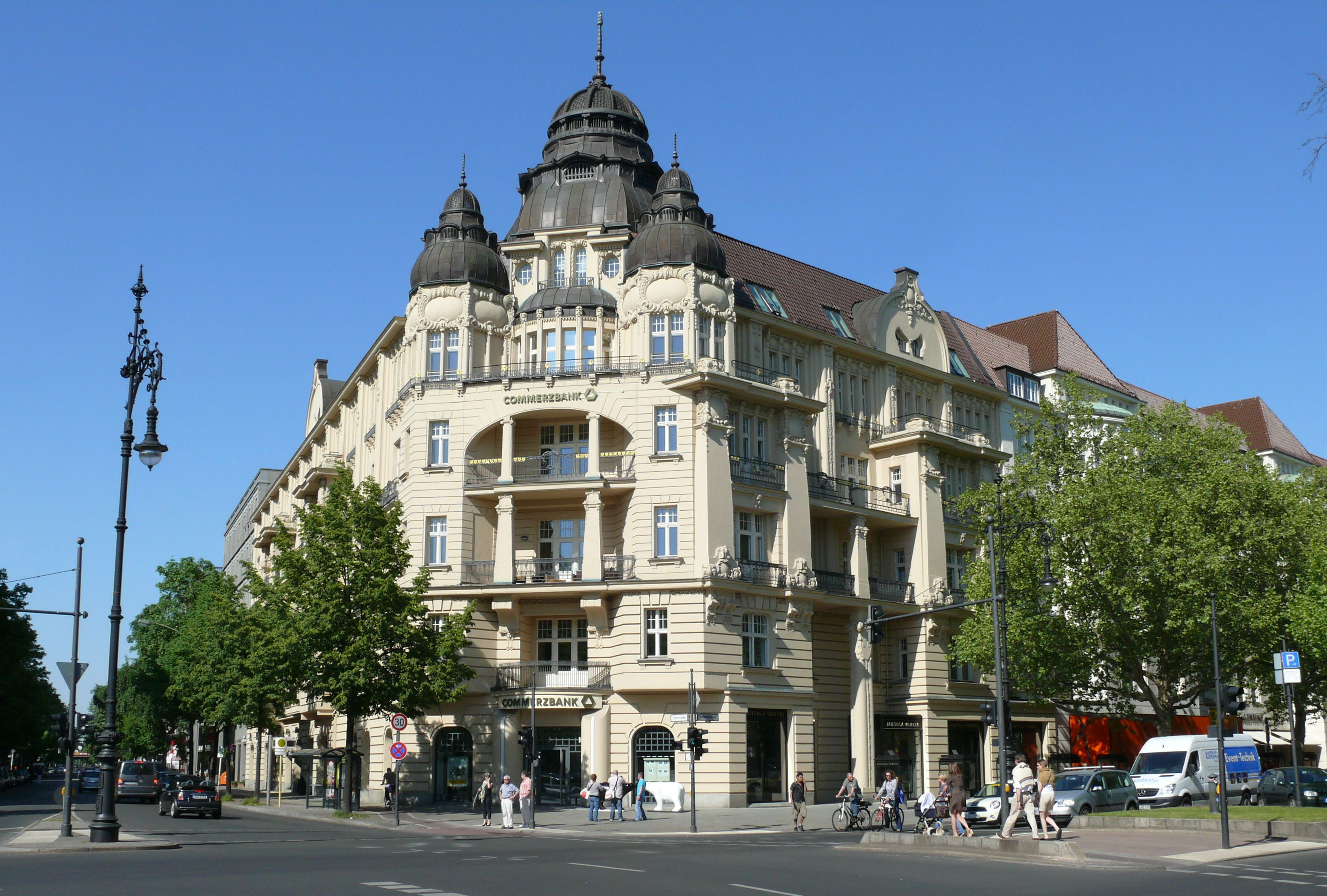 Berlin Kurfurstendamm Hotel Gunstig