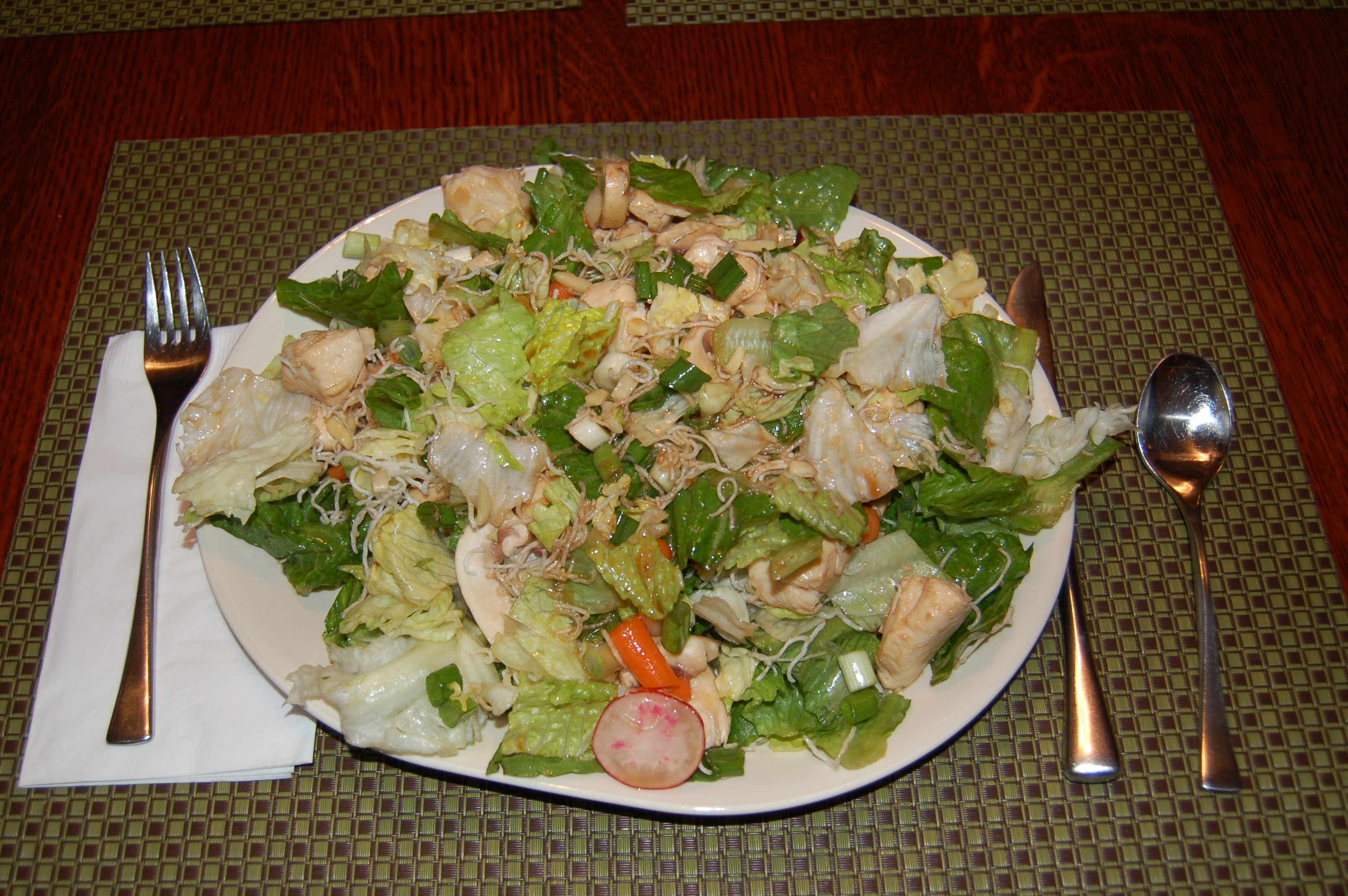 Chinese Chicken Salad Wikipedia