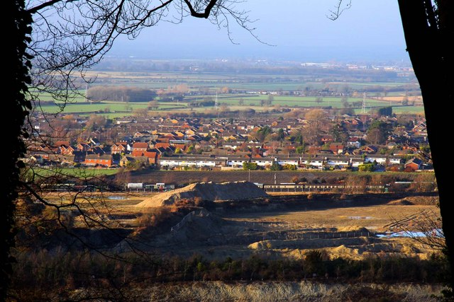 Chinnor from Chinnor Hill - geograph.org.uk - 1616961