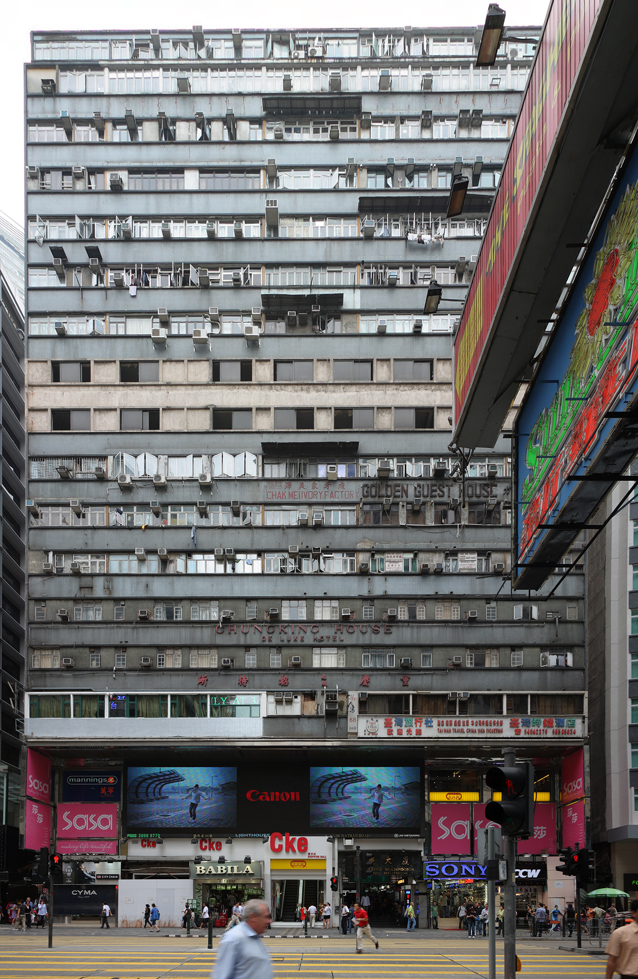 Chungking Mansions Hong Kong S Squalid Underbelly