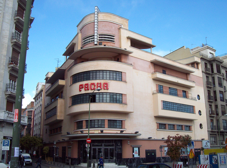 Pacha Club Madrid Pacha Madrid Spain