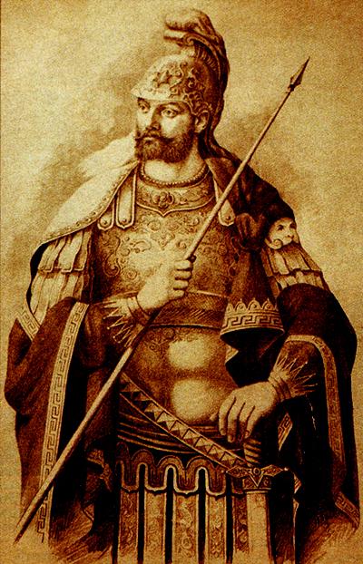 Constantino IX Paleólogo, el último emperador romano