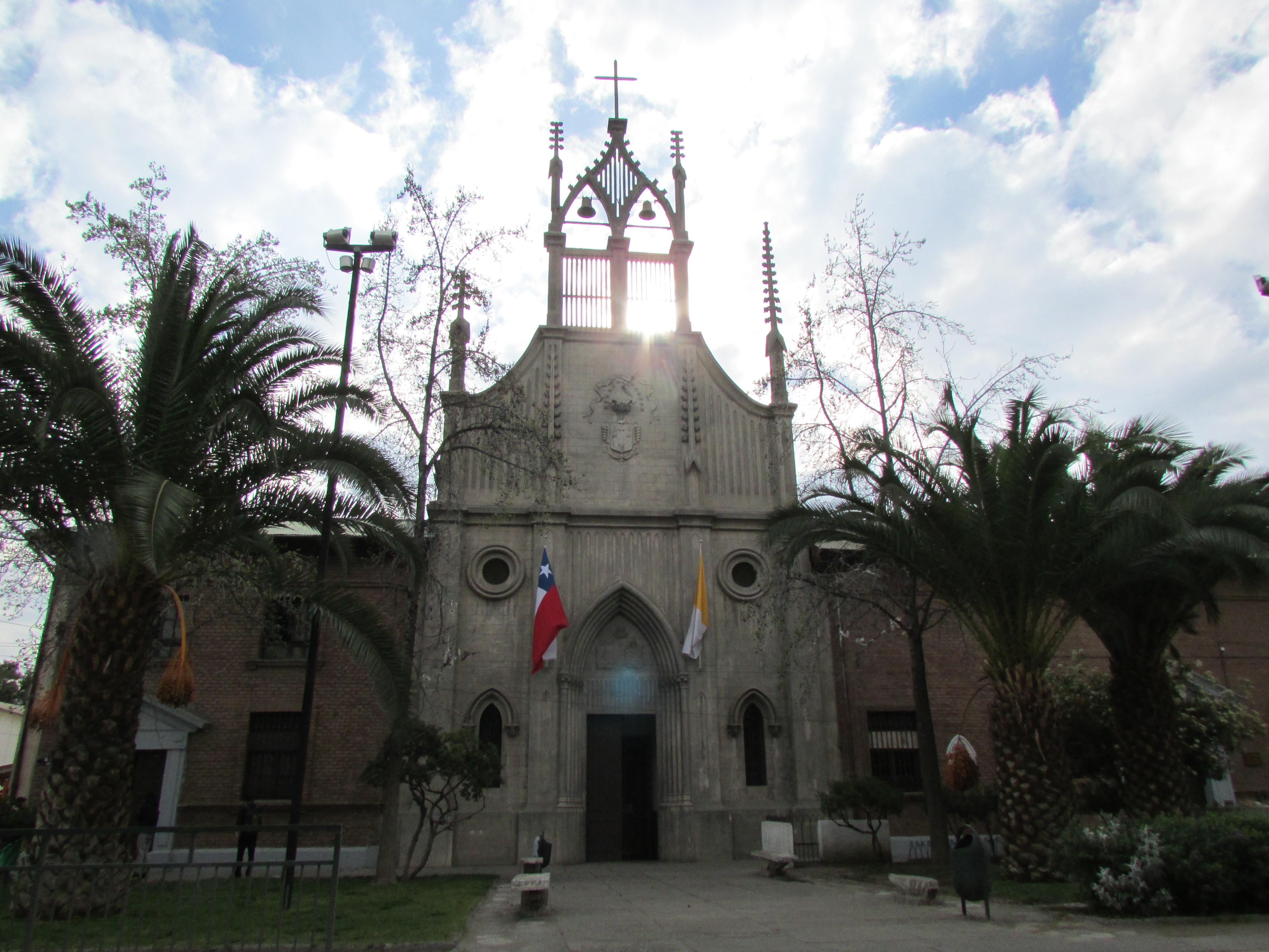 Convento de las Carmelitas Descalzas (Los Andes) - Wikiwand
