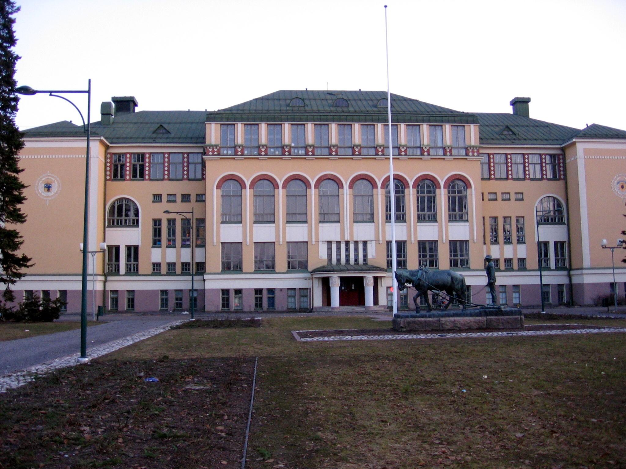 Cygnaeuksen Koulu