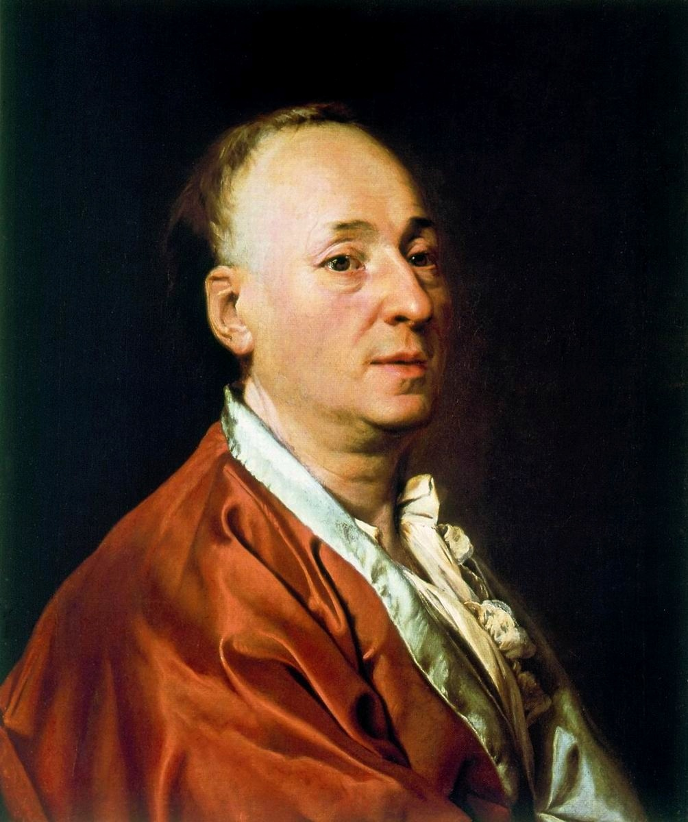 Denis Diderot (Dimitry Levitzky)
