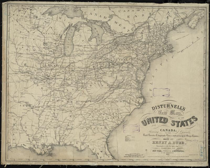 filedisturnells new map of the united states and canada showing all the canals