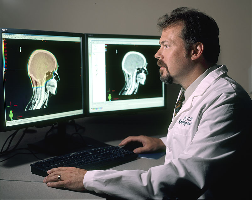 File:Doctor review brain images.jpg