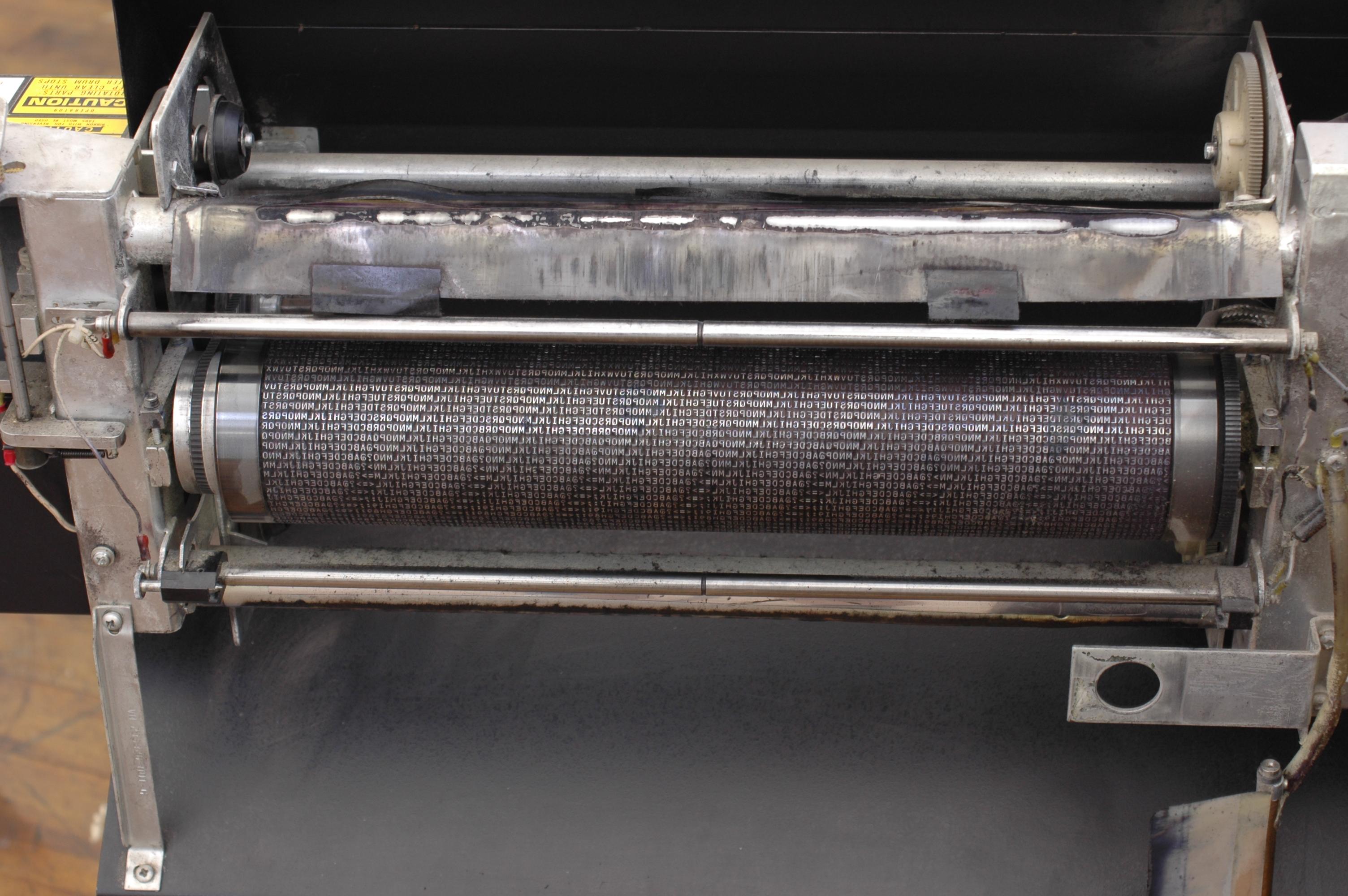 drum-printer