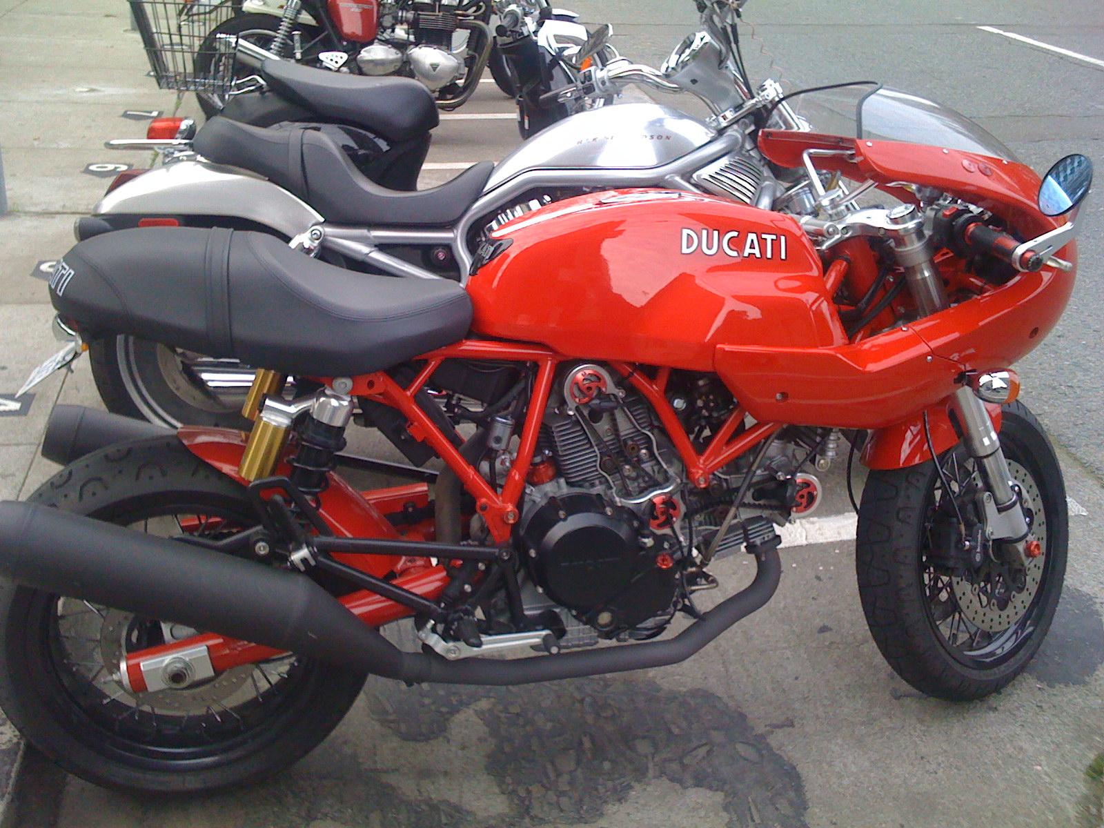 Ducati  Spark Plug Replacement
