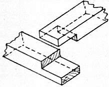 EB1911 Carpentry - Fig. 10 - Halving Joint.jpg
