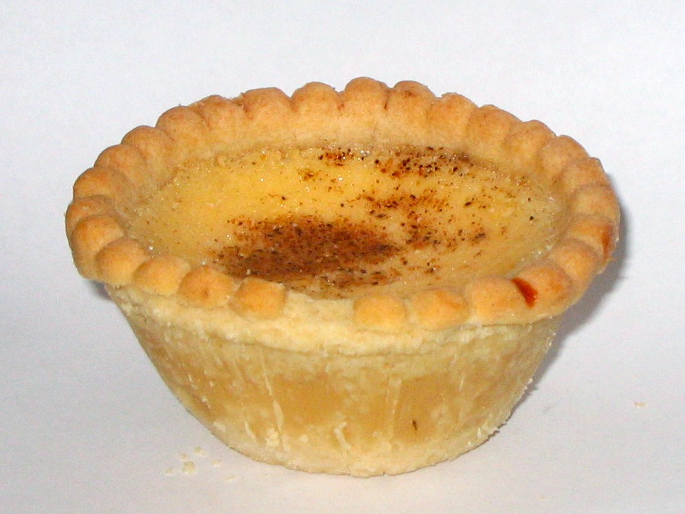 Custard Tart Wikipedia